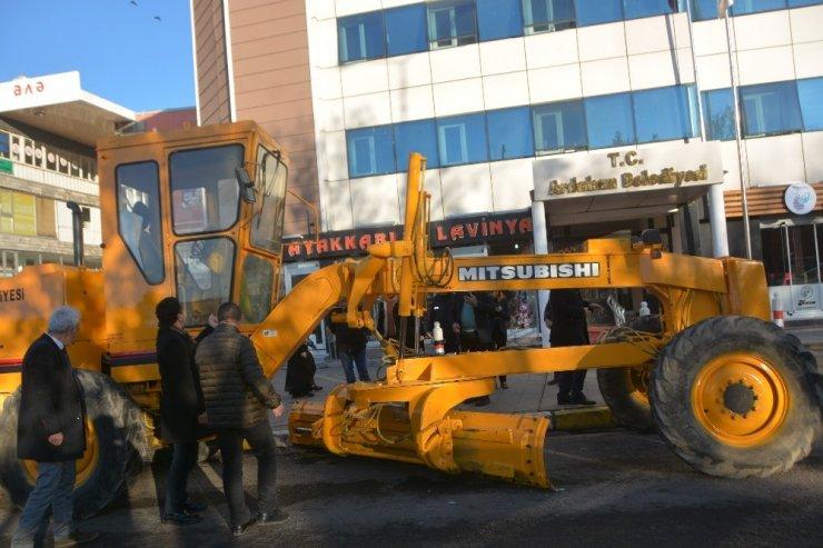 Ardahan belediyesinde bir ilk