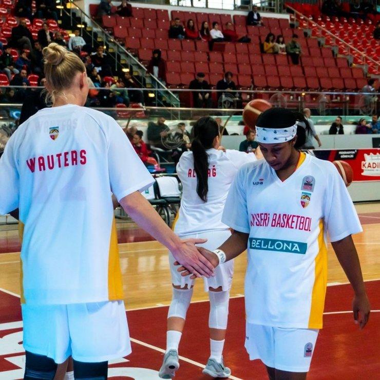 Bellona Kayseri Basketbol, Fenerbahçe'ye konuk olacak