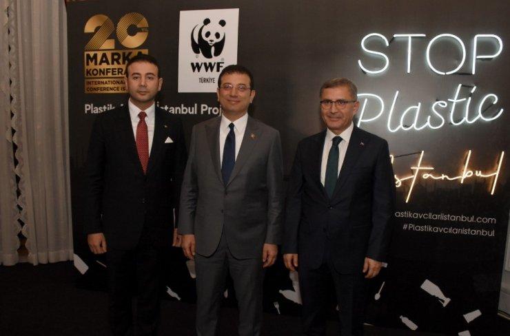 Beşiktaş 'Plastik Avcıları İstanbul Projesi'ne ev sahipliği yapacak