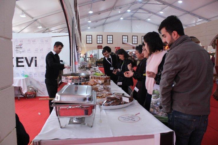 Hatay, 1'inci Gastrofest ile İzmir'e damga vurdu