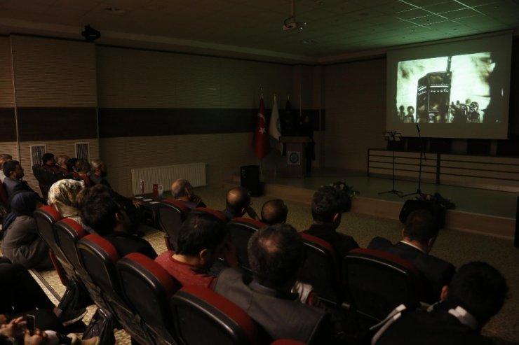 BEÜ'de 'Dünya Arapça Günü' kutlandı