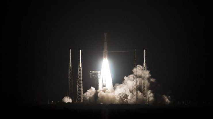 Boeing'in yeni kapsülü uzaya fırlatıldı