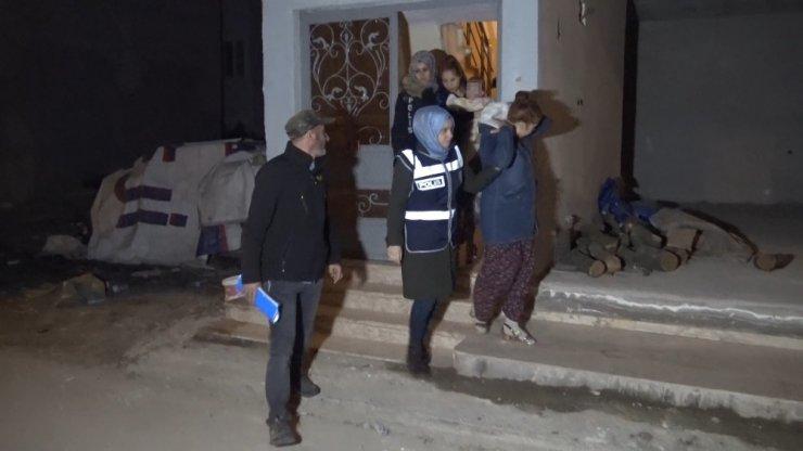 Polis uykuda yakaladı, onlarca suçlu gözaltına alındı