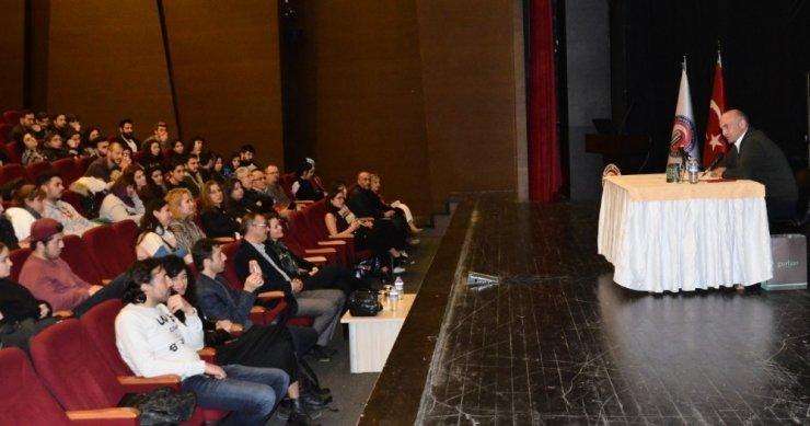 Seramik ve Cam Bölümünde 'Kariyer Günleri Söyleşileri'nin ikincisi gerçekleşti