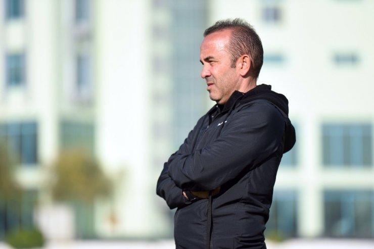 Denizlispor'da Alanyaspor maçı hazırlıkları başladı