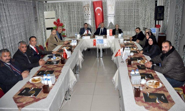 """Doğu Türkistan Sürgün Hükümeti Cumhurbaşkanı Vekili: """"Tek güvencemiz Türkiye ve Türk halkıdır"""""""