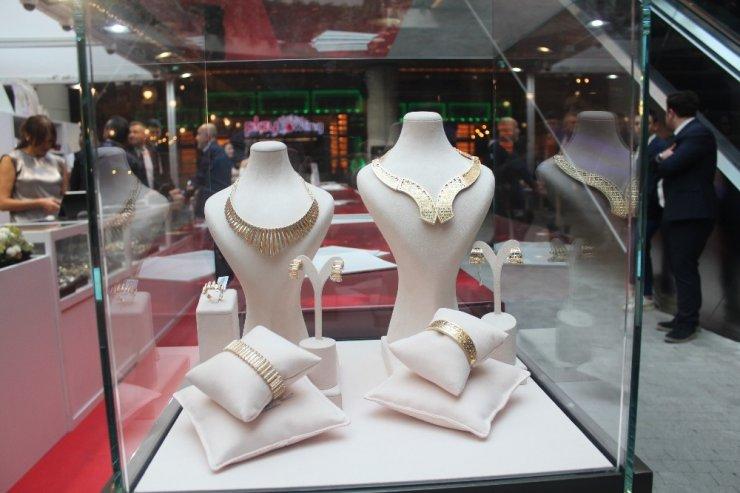 Türkiye'nin ilk mücevher festivali başladı