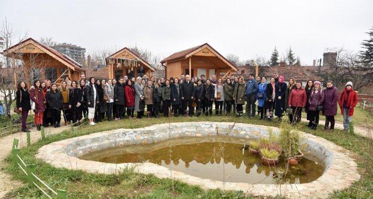 Eko-Okullar'da yeni dönemin ilk toplantısı