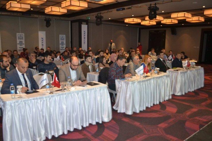Makine Mühendislerine yönelik bilgilendirme semineri düzenlendi