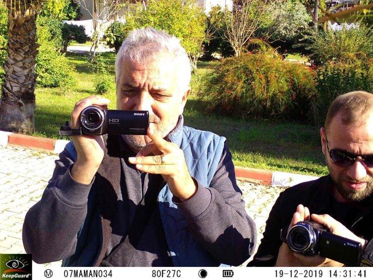 Manavgat'ın ormanları kızılötesi görüntü alabilen foto kapanlar koruyacak