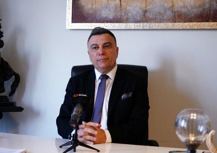 """Ahmet Özdoğan: """"Kayyum atanması için dava açtığım haberleri külliyen yalan"""""""