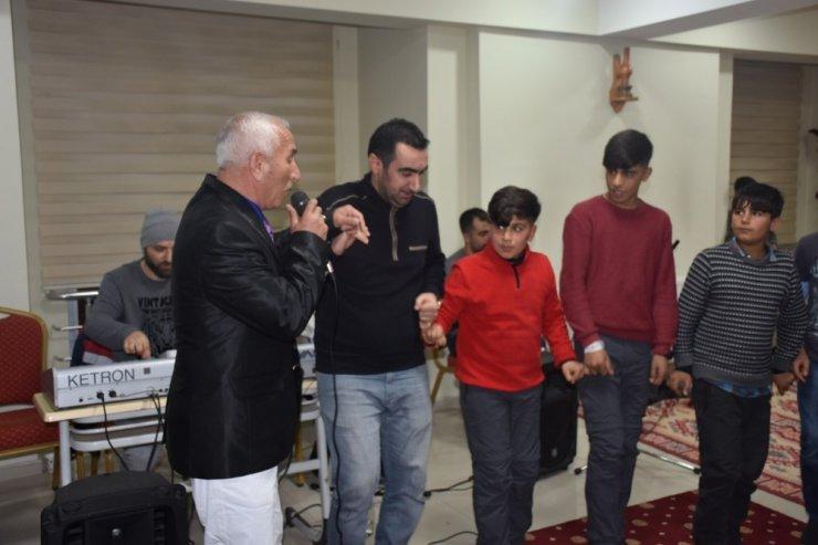 Genç'te öğrencilere yönelik etkinlik