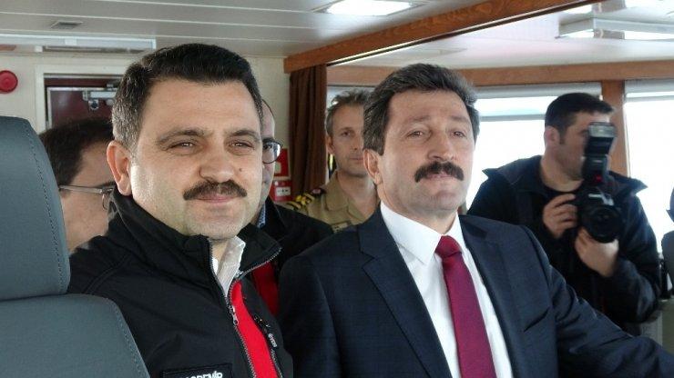 Çanakkale Boğazı'ndaki dalış turizmi için tarihi imza atıldı