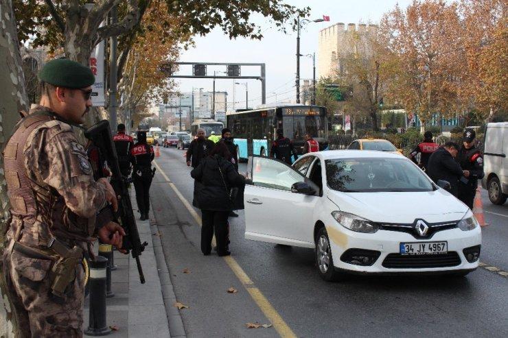 İstanbul'da 'Kurt Kapanı 20' uygulaması