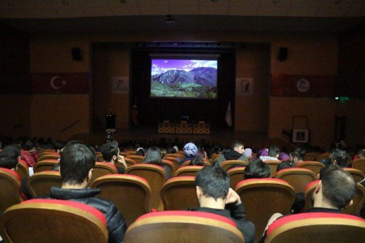 Öğrenciler Karabük'ü filmle yakından tanıyacak