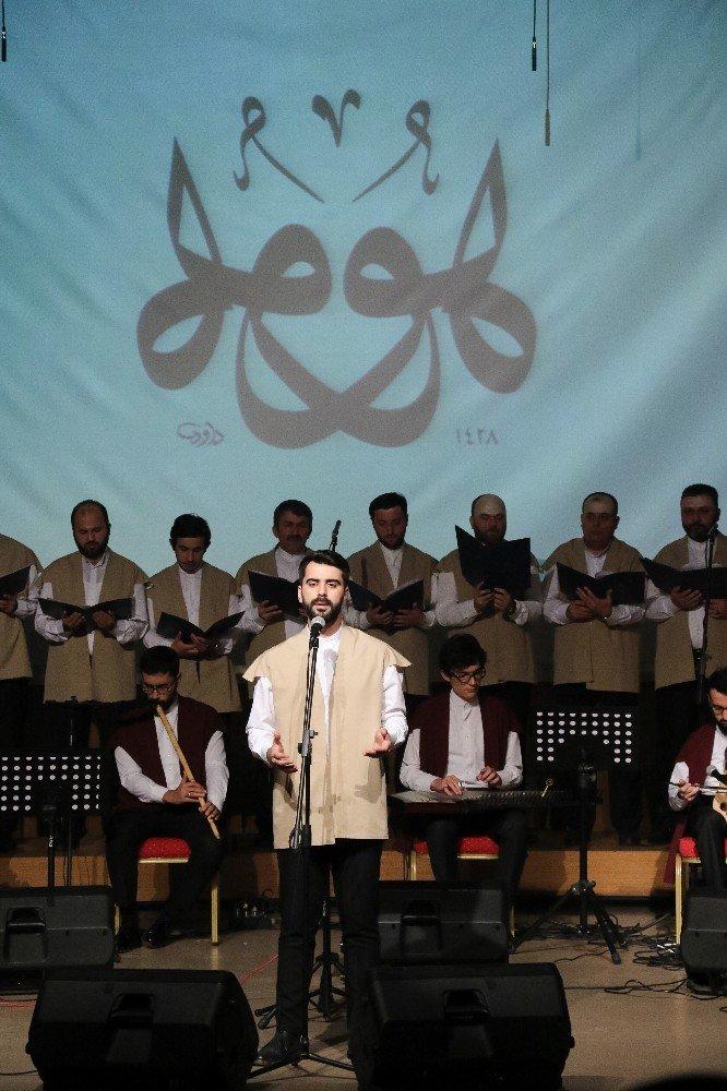 Mevlana, Şeb-i Arus Konseri ile anıldı