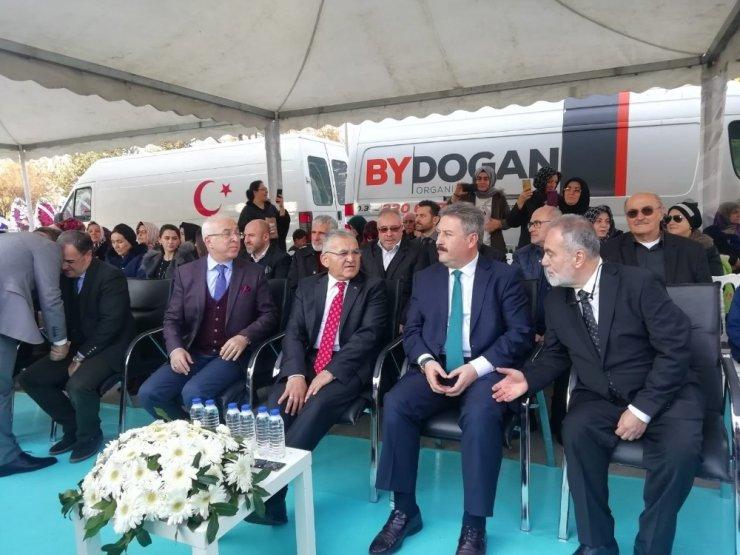 Migall Hypergross, Kayseri'de hizmet vermeye başladı