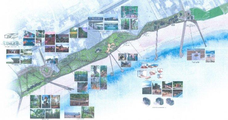 Mezitli Belediyesi, 100. Yıl Tabiat Parkında yaşanan gelişmeleri paylaştı