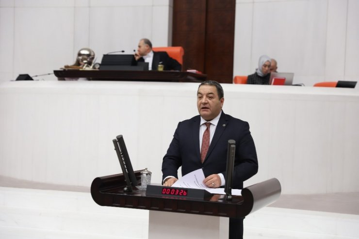 "Milletvekili Fendoğlu: ""Vatana, millete ve devlete sahip çıkmak vazifemizdir"""
