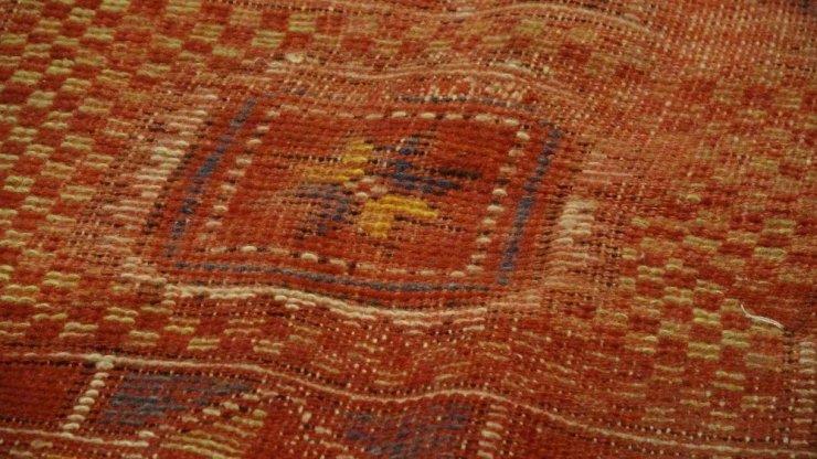 5 asırlık göz nuru; Çanakkale halısı