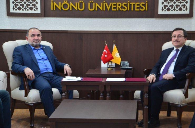 MÜSİAD, İnönü Üniversitesi ile iş birliği protokolü imzaladı
