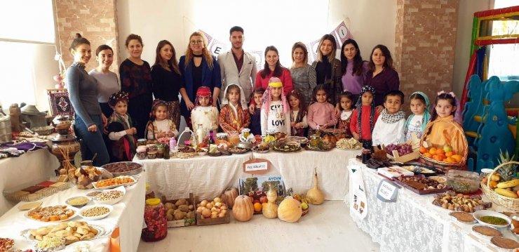 Nazilli'de minikler Yerli Malı Haftasını kutladı