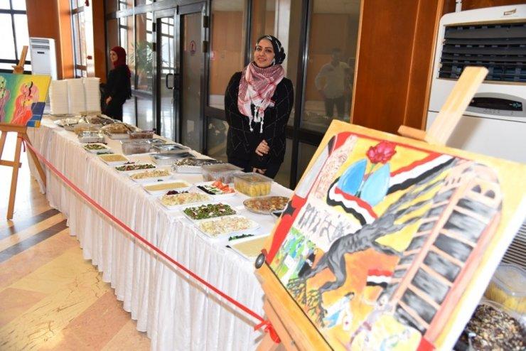 OMÜ'nün Iraklı Öğrencileri Kültürlerini Tanıttı