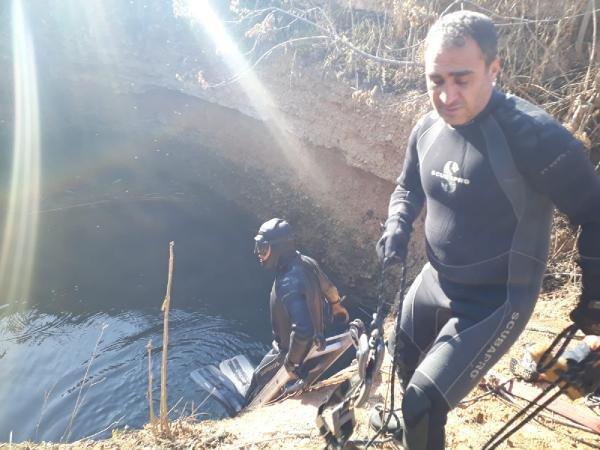 Oynadığı sulama kuyusuna düşen Menderes, boğuldu