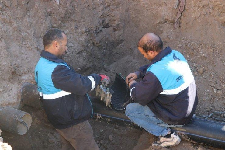 Resulayn'da çevre ve şehircilik hizmetleri başladı