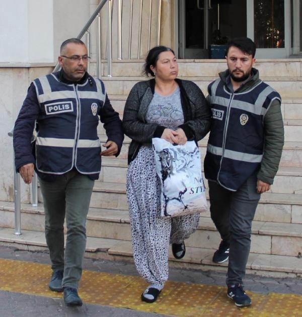 Sahte doğum raporu ile tahliye olan kadın yakalandı