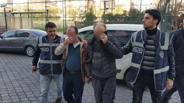 Samsun'da fuhuş için yer teminine 3 gözaltı