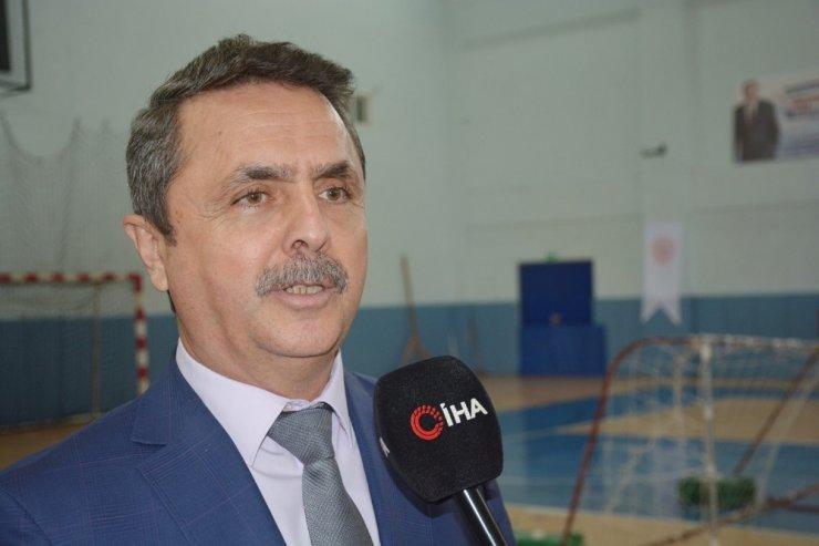 Sinop'ta goalball müsabakaları sona erdi