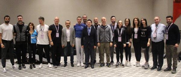 Step-Aerobik ve Pilates 2020 Vize ve Gelişim Semineri başladı