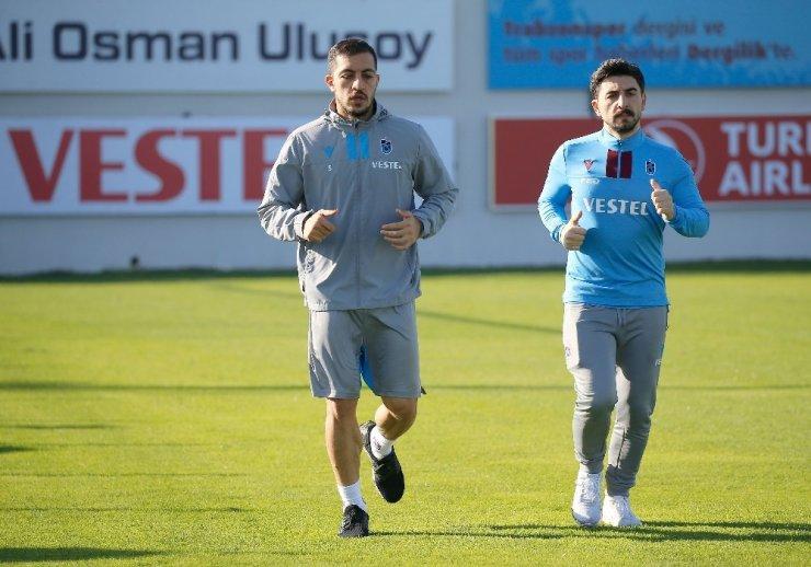 Trabzonspor, Konyaspor maçı hazırlıklarına başladı