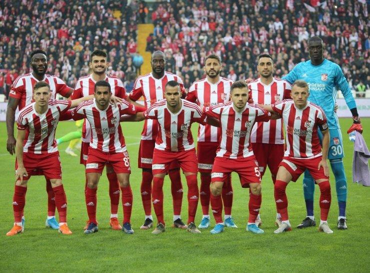 Sivasspor'un Gençlerbirliği kafilesi belli oldu: 4 isim kadroda yok!