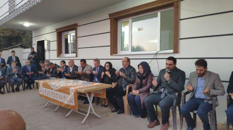 Vali Gül'den taziye ziyareti