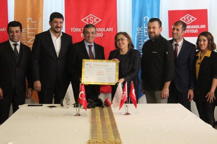 """TSE Başkanı Adem Şahin: """"Yeme içme güvence altına alınmalı"""""""