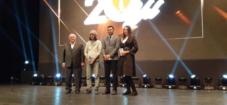 OMÜ İletişim Fakültesine Senaryo Ödülü