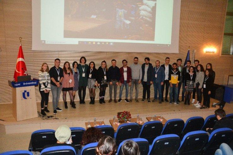 İhlas Haber Ajansı Bölge Müdürü öğrencilerle buluştu