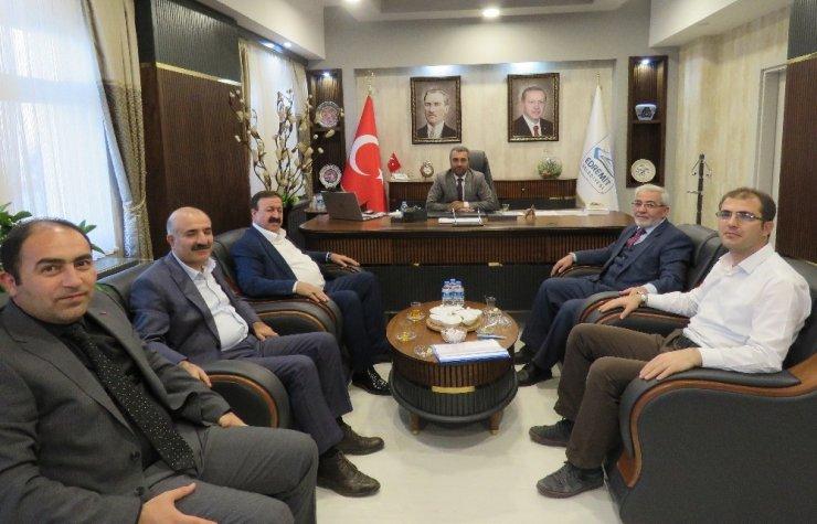 Edremit Belediyesinde 'Sosyal Denge Sözleşmesi' imzalandı