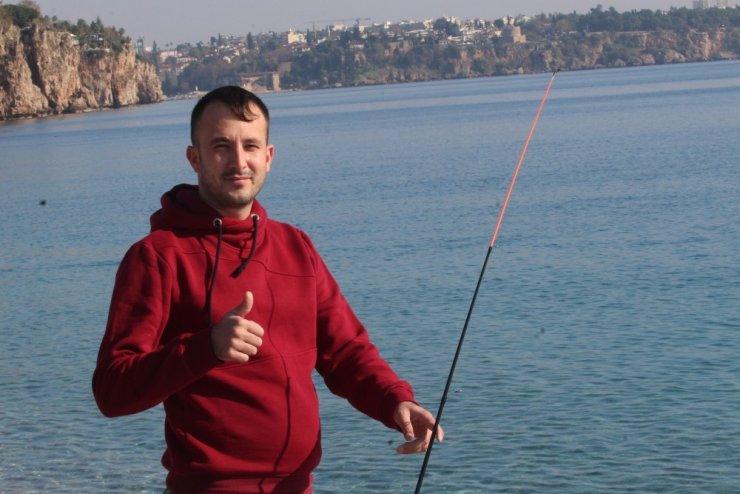 Antalya'da 'Aralık'sız güneşli günler