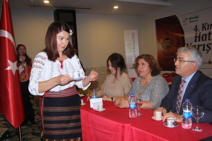 Yabancı gelinler, Türk kahvesi yapmak için yarıştı