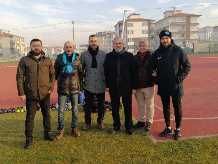 Belediye Kütahyaspor devre arası hazırlıklarını başladı