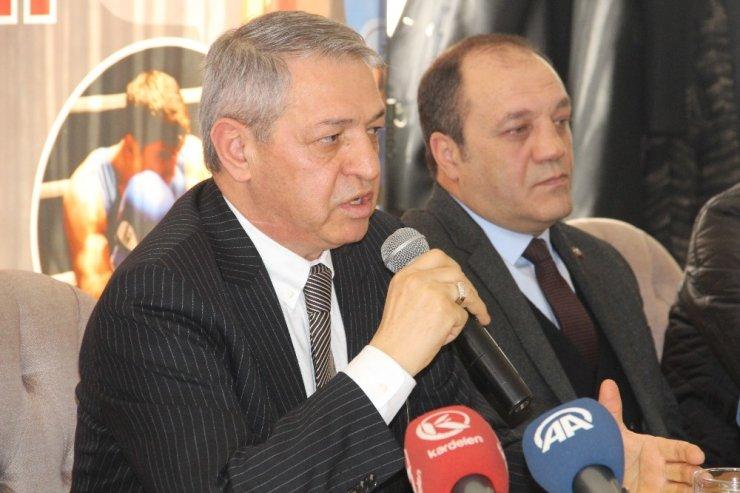 Erzurum, 2024 Dünya Gençlik Olimpiyat Oyunları'na aday oldu