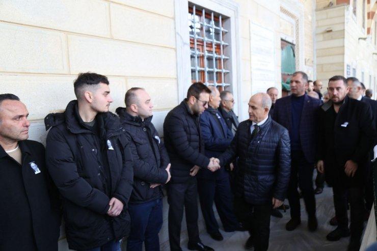 Başkan Akgün, Paşaoğlu ailesinin acısını paylaştı