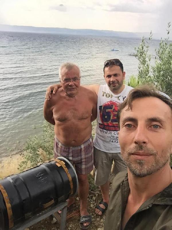 Durusu Gölü'nde ölen 2 arkadaşın görüntüleri ortaya çıktı