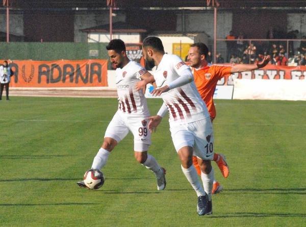 Hatayspor - Adanaspor: 1-0