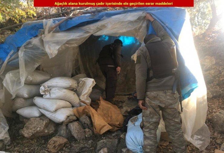 """İçişleri Bakanlığınca, Diyarbakır Lice Bölgesinde """"Kıran-11 Narko-Terör"""" Operasyonu başlatıldı"""