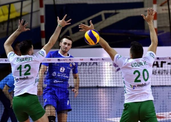 İnegöl Belediyespor - Bursa Büyükşehir Belediyespor: 3-1