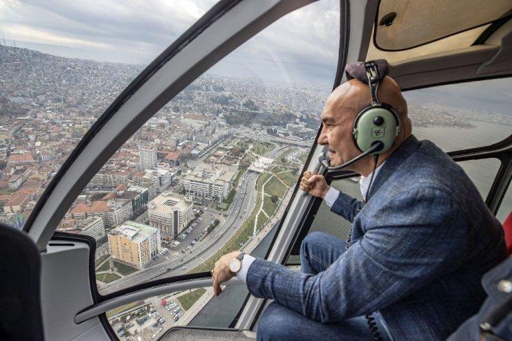 """İzmir'i sportif havacılığın merkezi yapacağız"""
